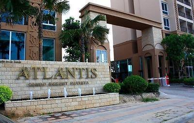 Atlantis Condo Resort, Jomtien Beach, alquiler vacacional en Nong Prue