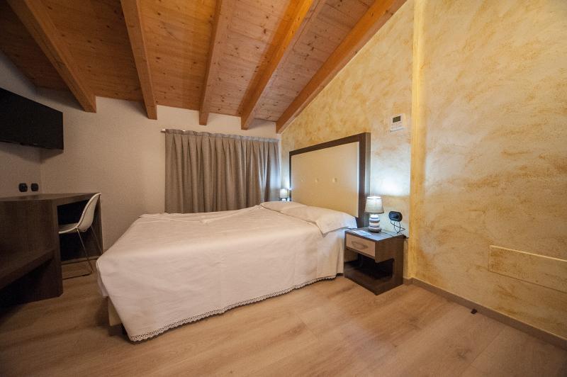 Habitación individual cama cama de 3