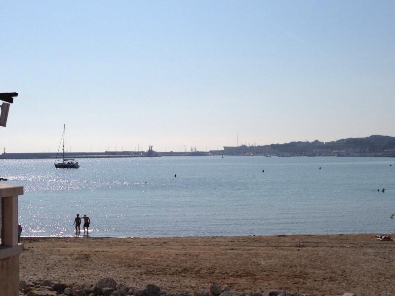 Questa è la spiaggia a 50 mi da casa.