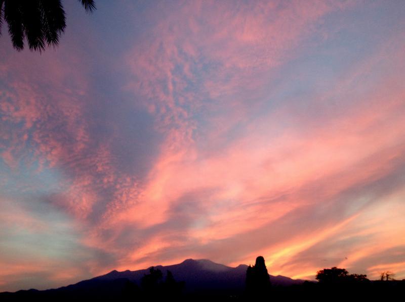 ...e poi vedi questo tramonto...