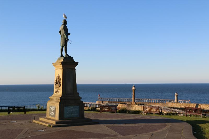 Captain Cooks Monument