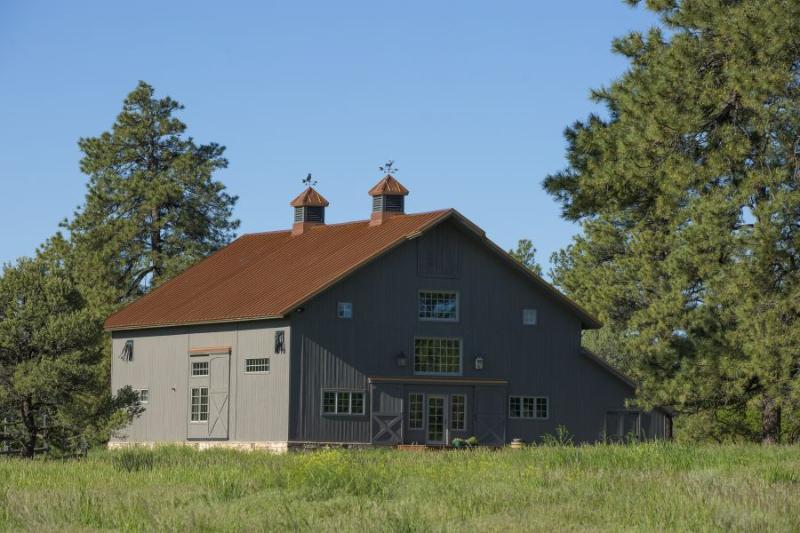 Historic Curry Barn