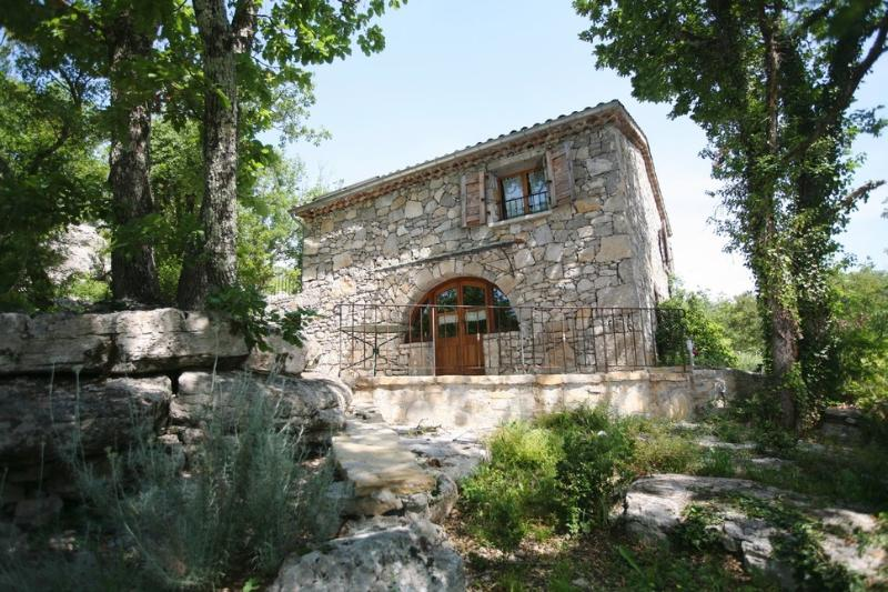Mas Provençal en pleine nature, holiday rental in Lanas