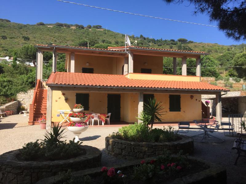 Villa Elisa, Località Innamorata, Capoliveri Isola d'Elba