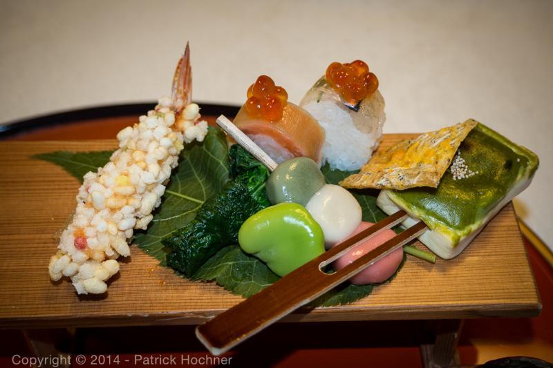 Kaiseki dinner - Haute Cuisine from Kyoto -- Unforgettable unique experience!