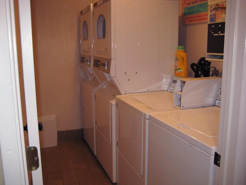 Horizons 4 Laundry Facilities