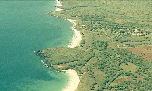 West Molokai