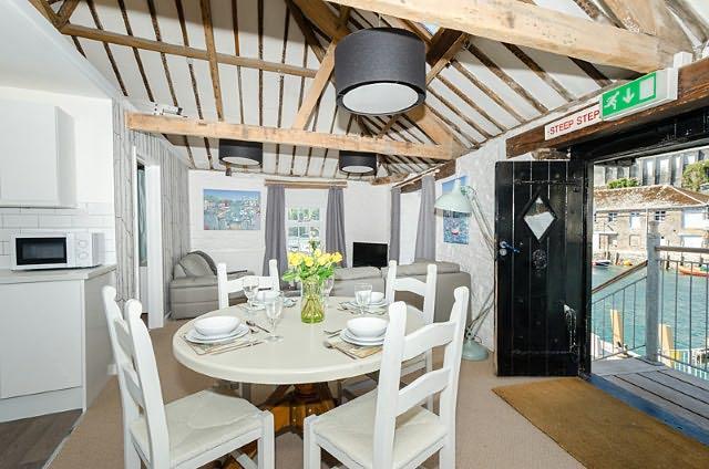 Salt Loft, Ferienwohnung in Looe