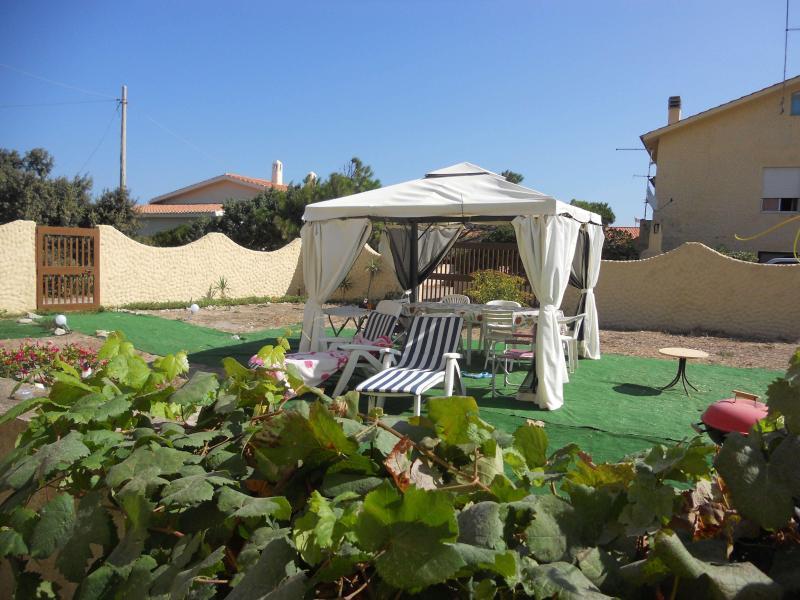 Living on the Sea in Sardegna, holiday rental in Putzu Idu