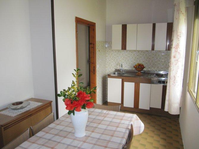 Kitchen/dining room no 2 and no 4