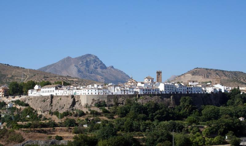 vista de priego de cordoba, municipio en el que se encuentra la casa