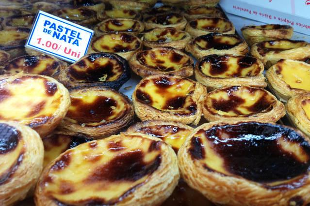 The famous Nata pies factory (the oldest pastry shop in town) is only 10 min. away.