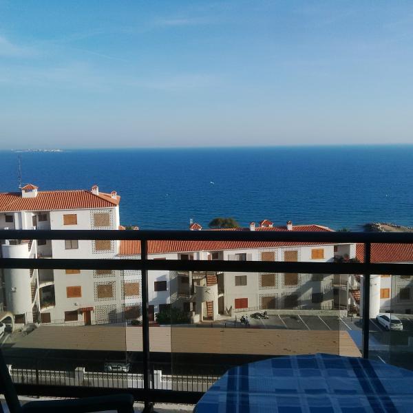 Santa Pola del Este junto al mar, 2 dormitorios, holiday rental in Santa Pola