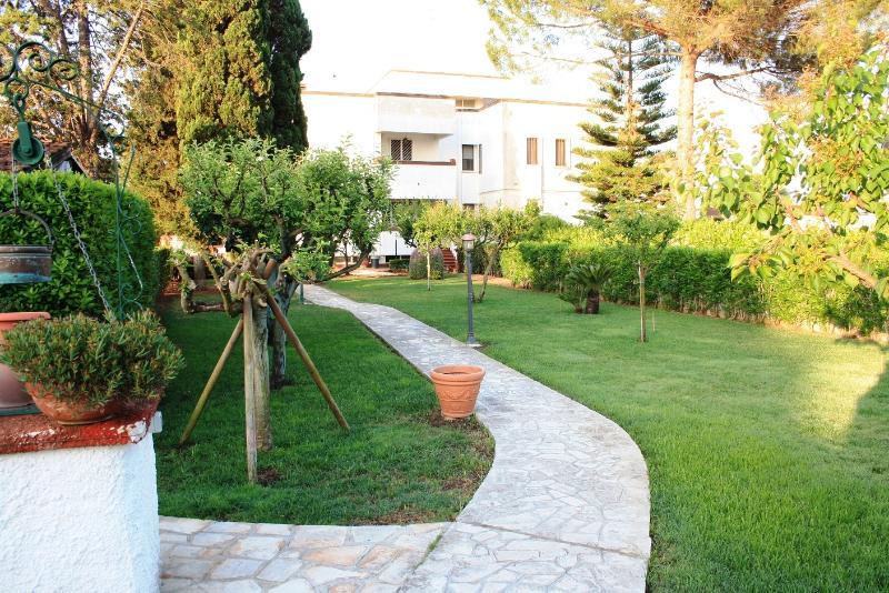 B & B Verdegiada, vacation rental in Brindisi