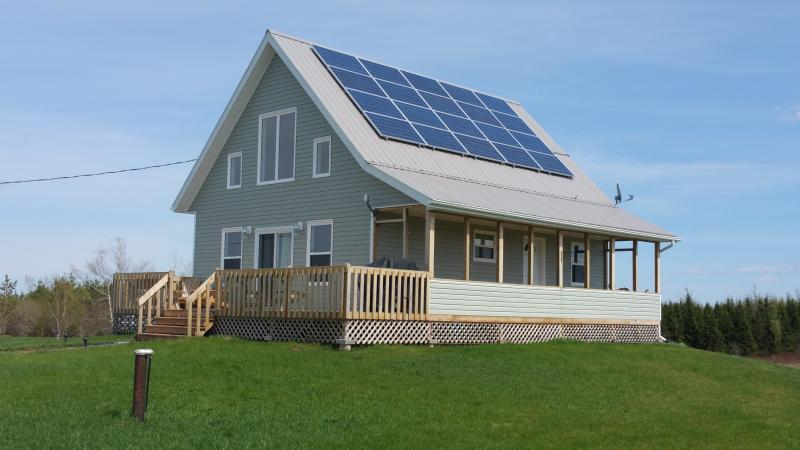 Green Haven Cottage near Summerside, PEI, holiday rental in Summerside