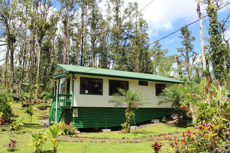 Hale Ohia Nui, vacation rental in Pahoa