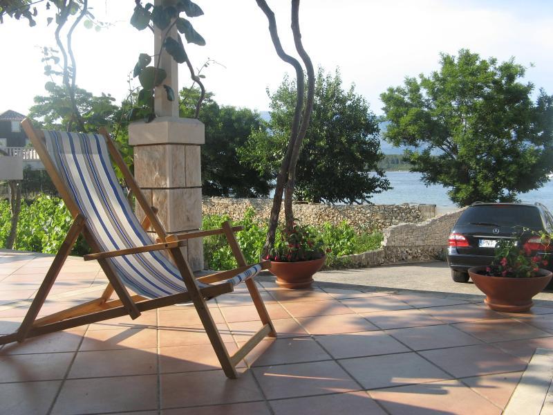 Rita house, vacation rental in Lumbarda
