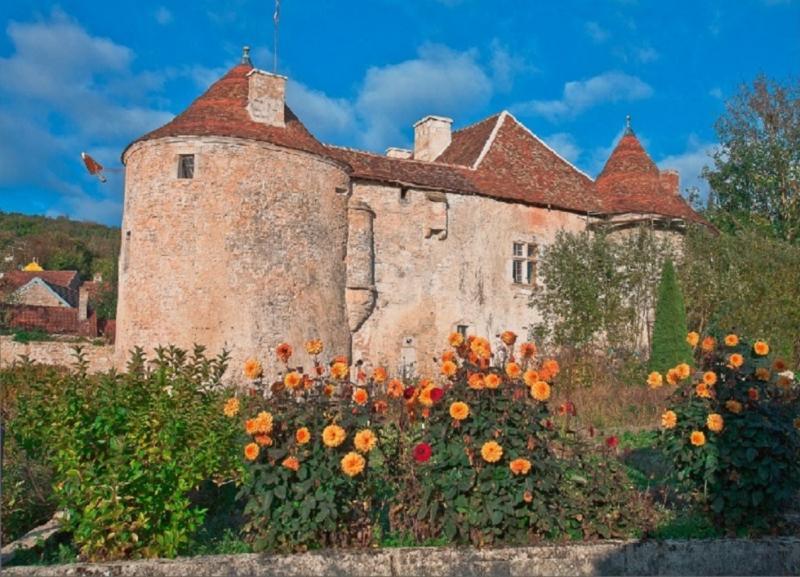 Gîte : Château Médiéval les Hirondelles de Gurgy, holiday rental in Arc-en-Barrois