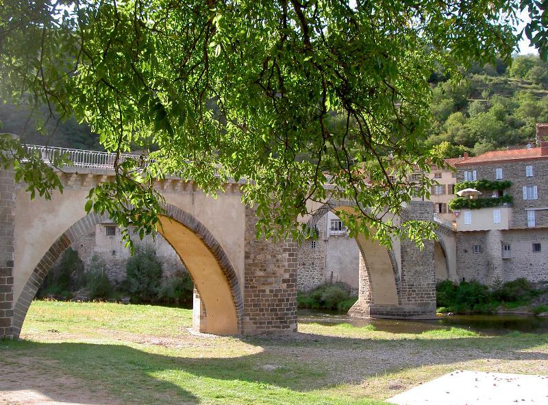 pont sur l'Allier