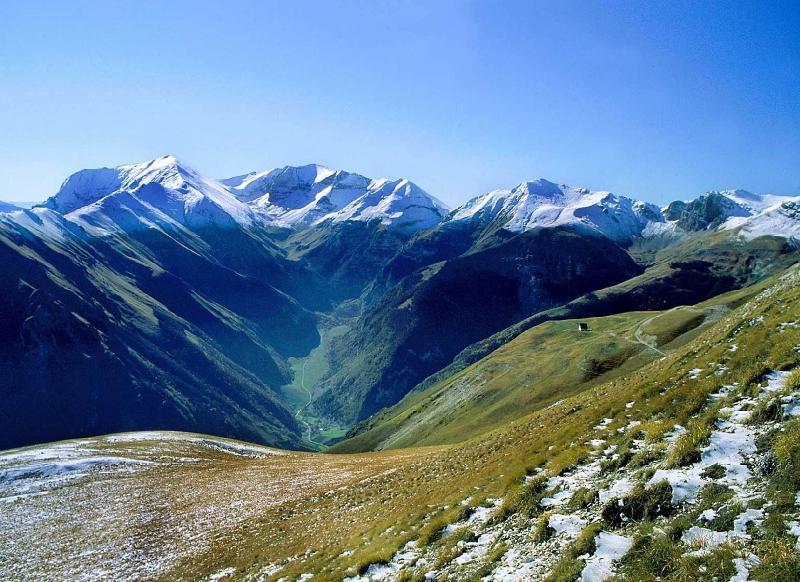 Parco Nazionale dei Monti Sibillini / 100 km
