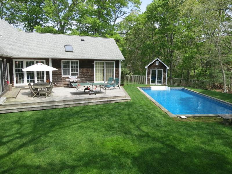 Amagansett House with Pool near Village & Beach, alquiler vacacional en Amagansett