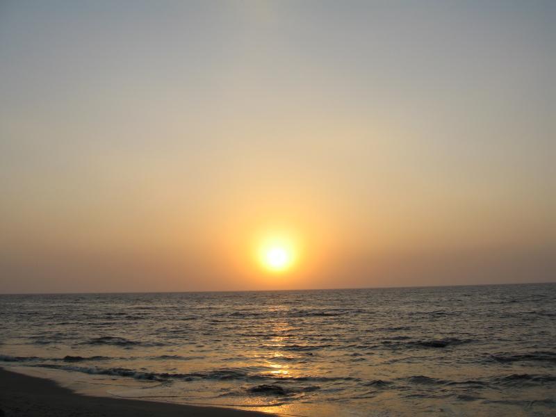 Stunning sunsets!