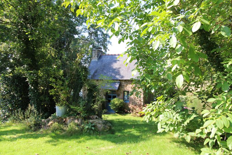 bed and breakfast near saint mlo and Dinan in Brittany, lepont ricoul.