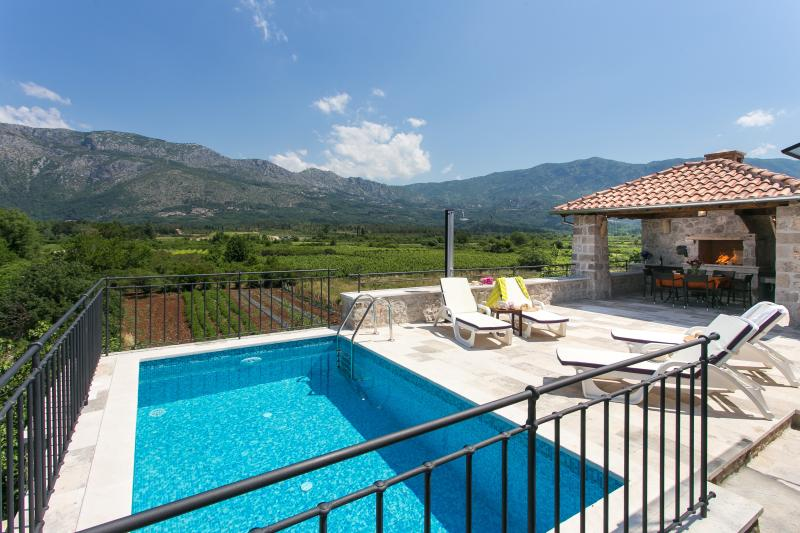 Villa Viridi Paradiso, holiday rental in Zastolje