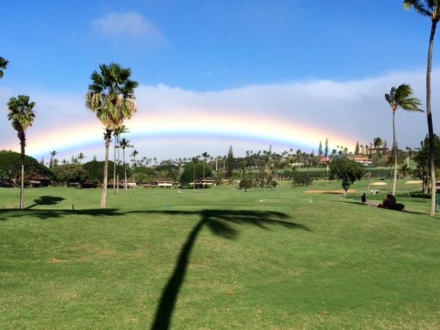 Arcobaleno di Maui