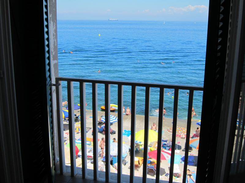 Piran Apartment Direct On The Sea, holiday rental in Kanegra