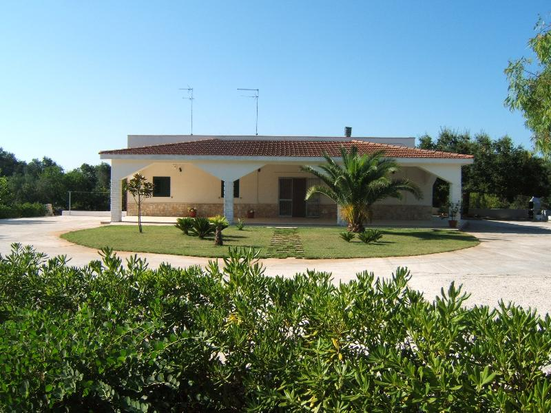 Villa, alquiler de vacaciones en Ceglie Messapica