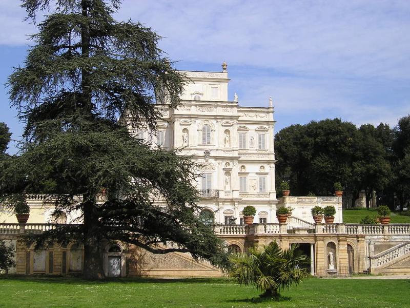 villa Doria phampili