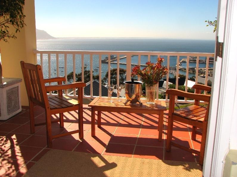 Balcony - Seaview Apartment