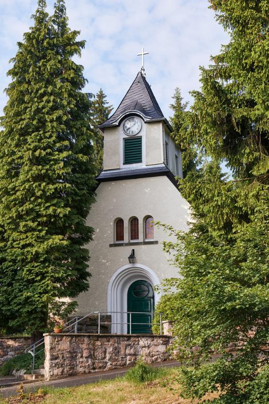Kapelle Oberbärenburg