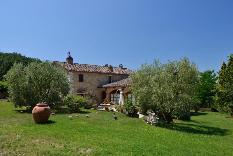 La Murata / Dante Alighieri, holiday rental in Rapolano Terme