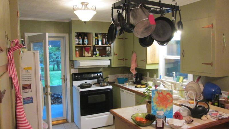 Faire votre propre cuisine à toute heure... une collation de minuit est ok comme un petit déjeuner 04:00