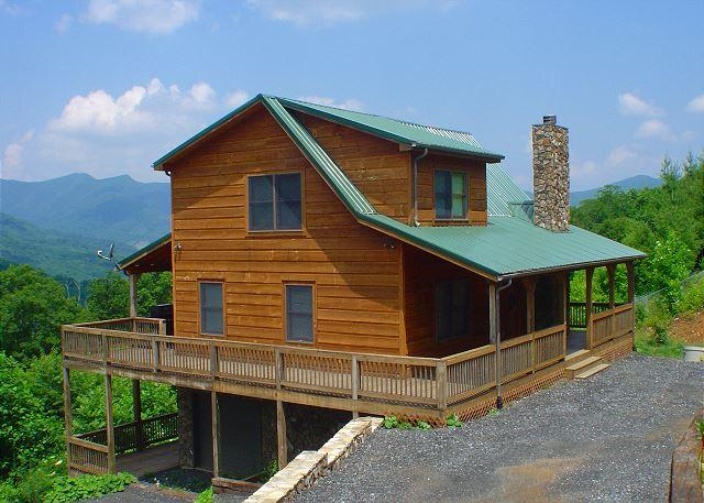 Rest Assured you will love this lovely new log home.