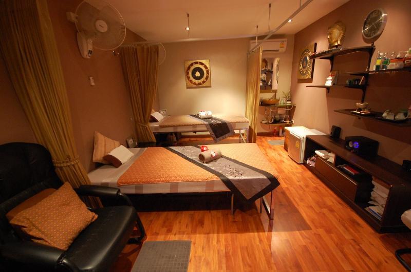 massage 2: a våningen