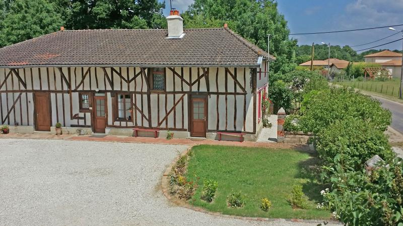 Ecogîte du Der (4 épis aux Gîtes de France), holiday rental in Droyes