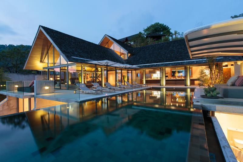 Villa Saengootsa at Samsara, alquiler de vacaciones en Kamala
