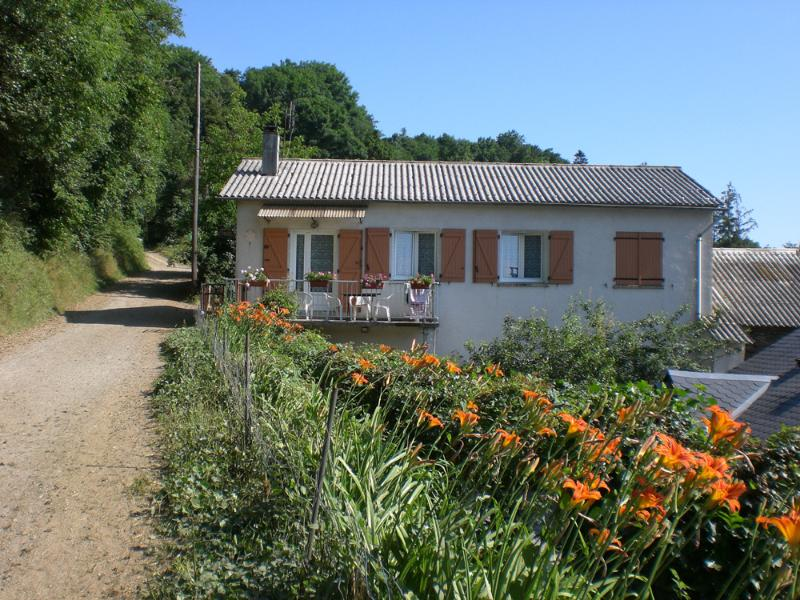 Gîte St Michel dans les Hautes Terres d'Oc...., holiday rental in Verrieres
