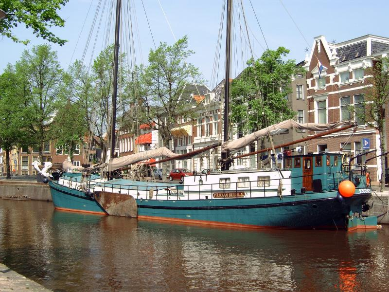 Clipper Pelikaan in centre Groningen, holiday rental in Steendam