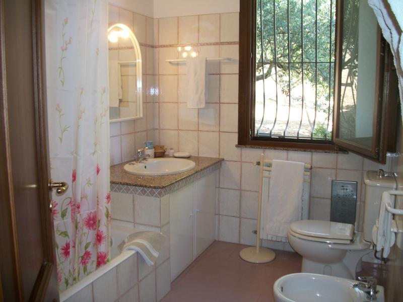 Bathroom exclusive use