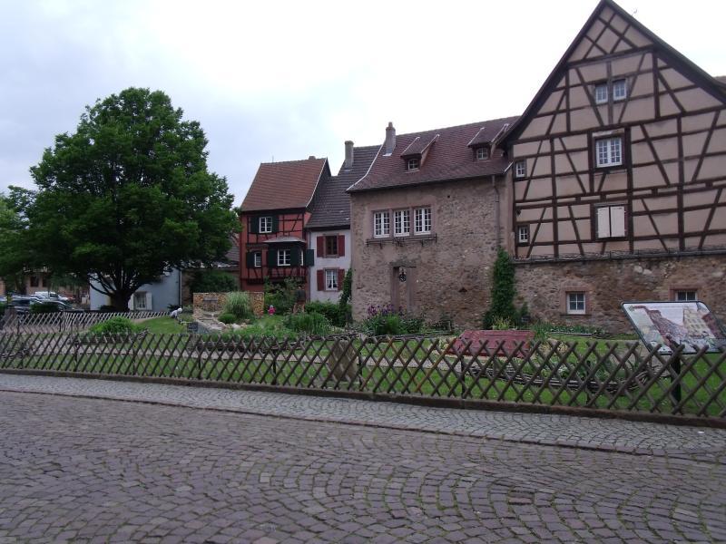 Turckheim place de la mairie