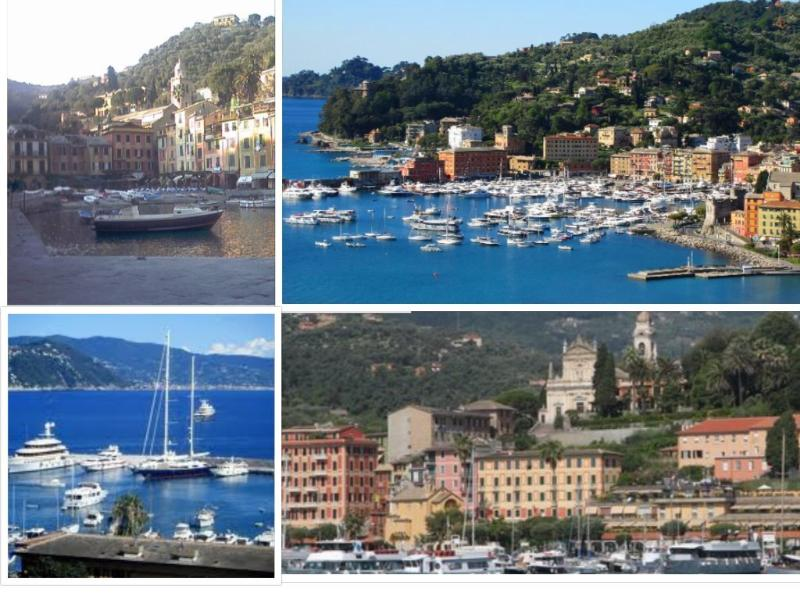 SLEEPS 4 In town centre, only 3 min. walk to beach, holiday rental in Santa Margherita Ligure