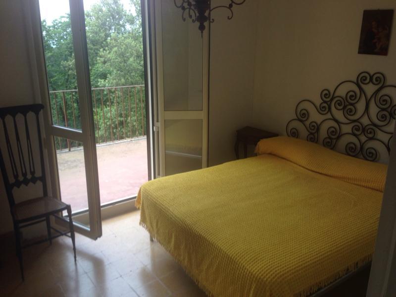 Camera doppia 3 e balcone