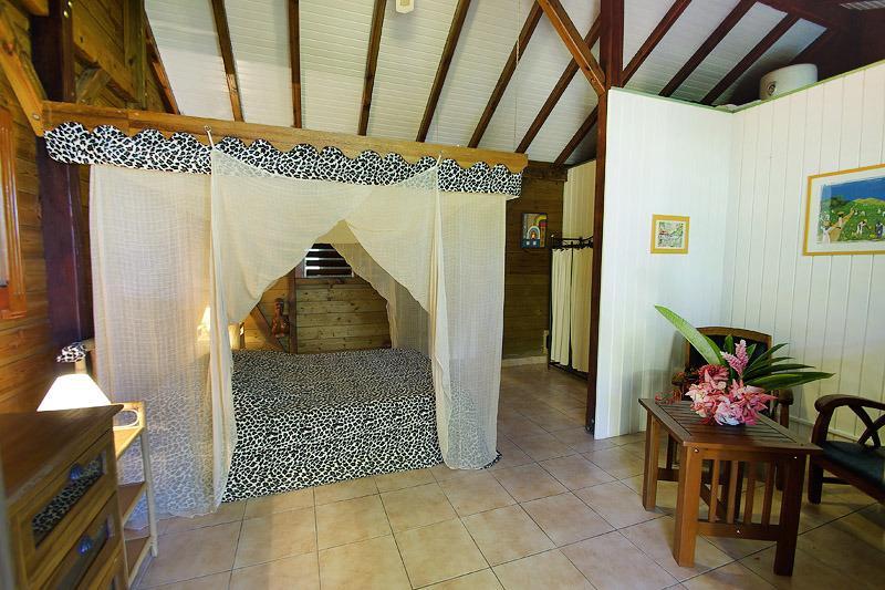 la IWANA (2 habitaciones contiguas) bungalow habitación 4 personas