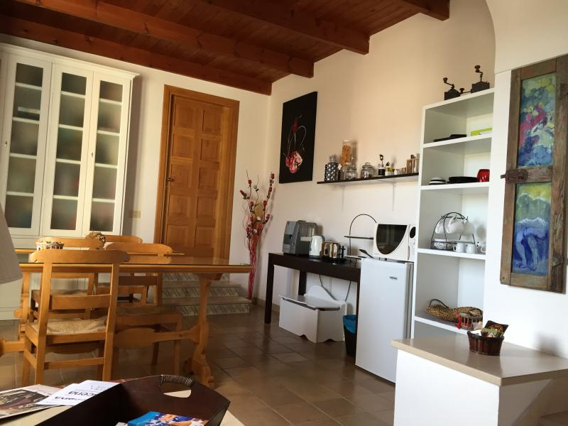 Bed & Breakfast Vobis, Nuoro, vacation rental in Mamoiada