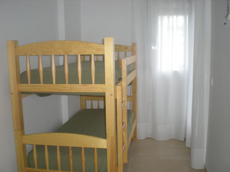 Dormitorio literas planta baja