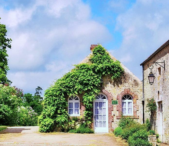 Haras du Gazon: Gîte Cor de la Brière, location de vacances à Putanges-Pont-Ecrepin